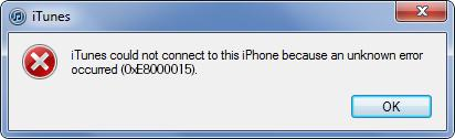 Solved How To Fix Itunes Error 0xe8000015 With 5 Ways