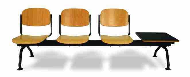 Sillas de espera – Muebles de oficina Granada- IMOC.es