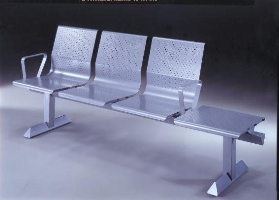 Sillas para sala de espera serie 43 mobiliario oficina Granada imoc.es