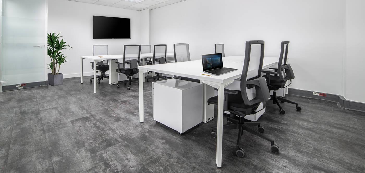Silla Operativa Malla - Muebles de Oficina Granada - IMOC.es