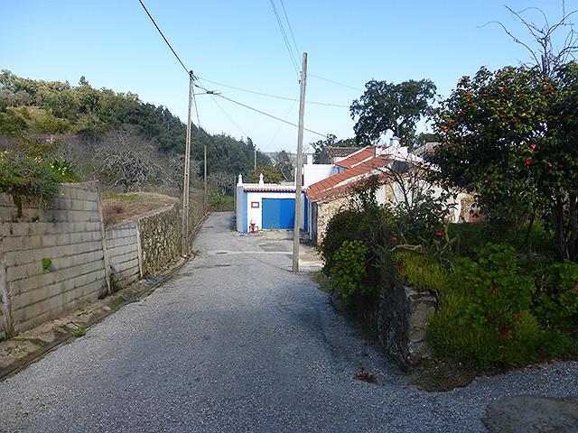 Townhouse for sale in quiet hamlet near Monchique