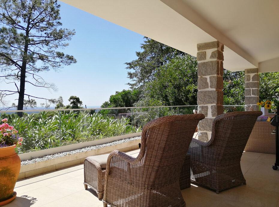 Imochique villa with pool Monchique for sale