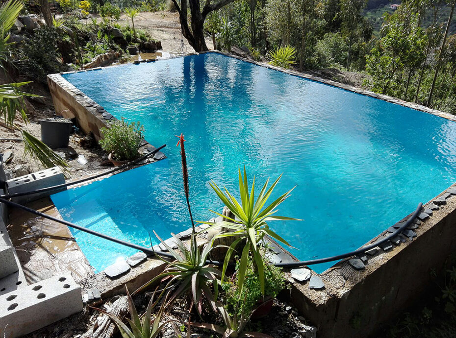 Plot with water Monchique for sale