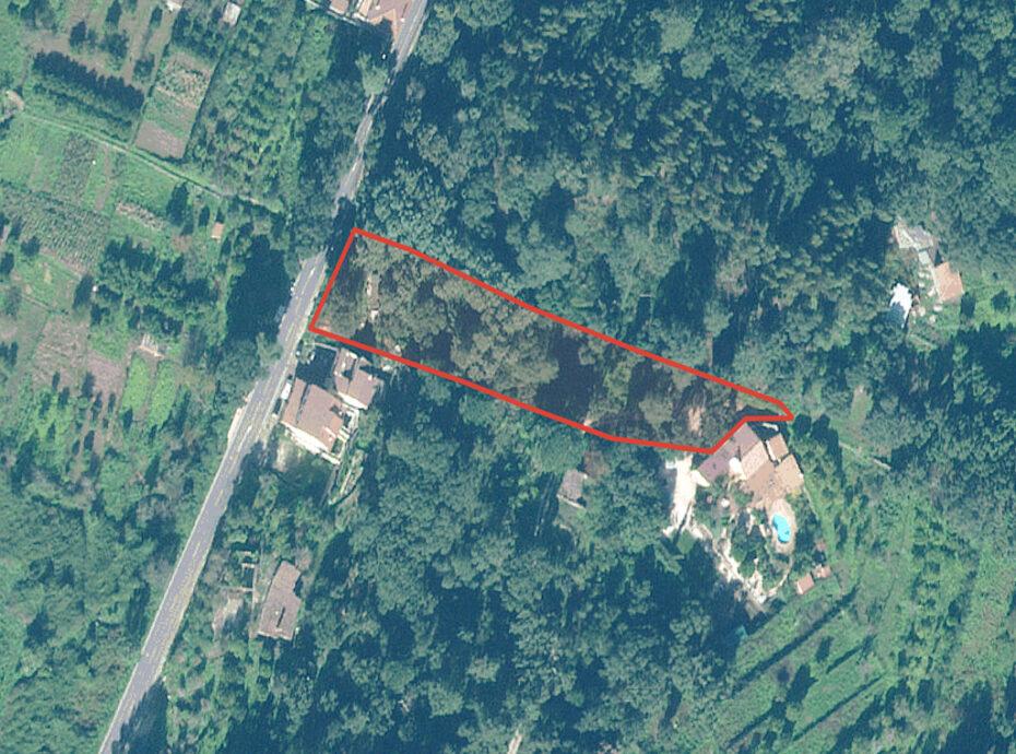 Monchique terrain with ruin for sale