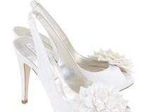Zapatos de novia 2010