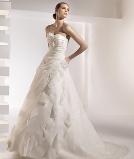 526aad942 i Moda .es Tendencias para las novias del 2011 - i Moda .es