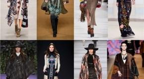 La moda femenina durante este otoño
