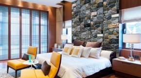 Papeles pintados para dar un aire más moderno a tu hogar