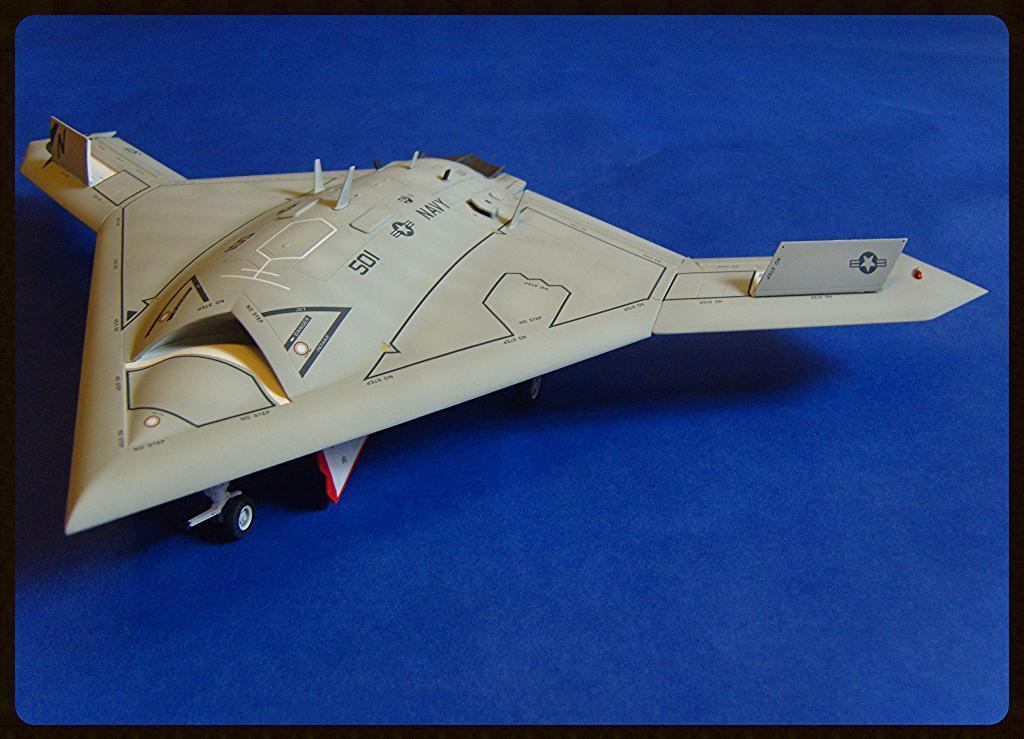 Northrop Grumman X 47b