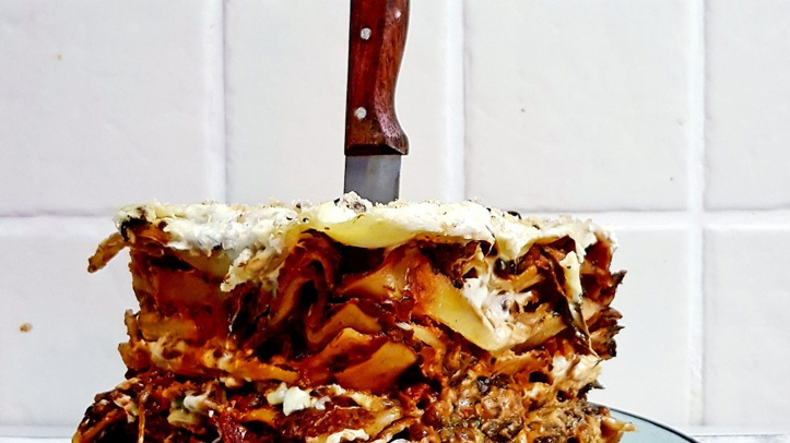Quick and delicious budget recipes: Ultimate lasagne