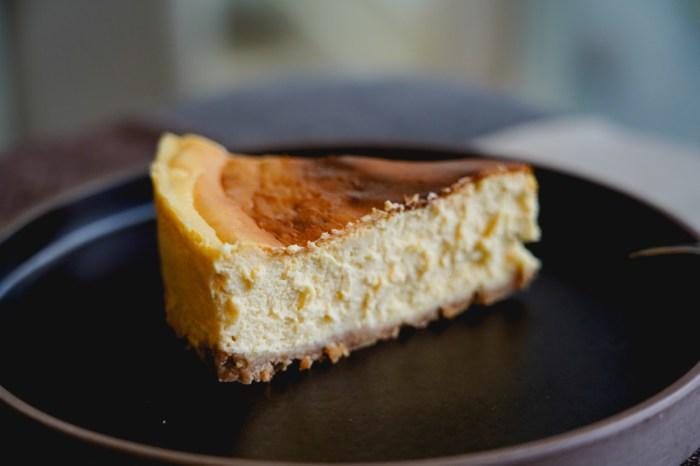 【甜點食譜】經典紐約起司蛋糕:重乳酪蛋糕食譜實作分享,連平常不愛蛋糕甜食的長輩都還想再一片!