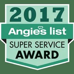 Super Service Award 2017