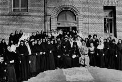 Насельницы Иоанновского монастыря 1910 г.