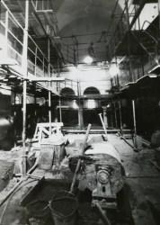 Восстановление верхнего собора монастыря 1990 г.