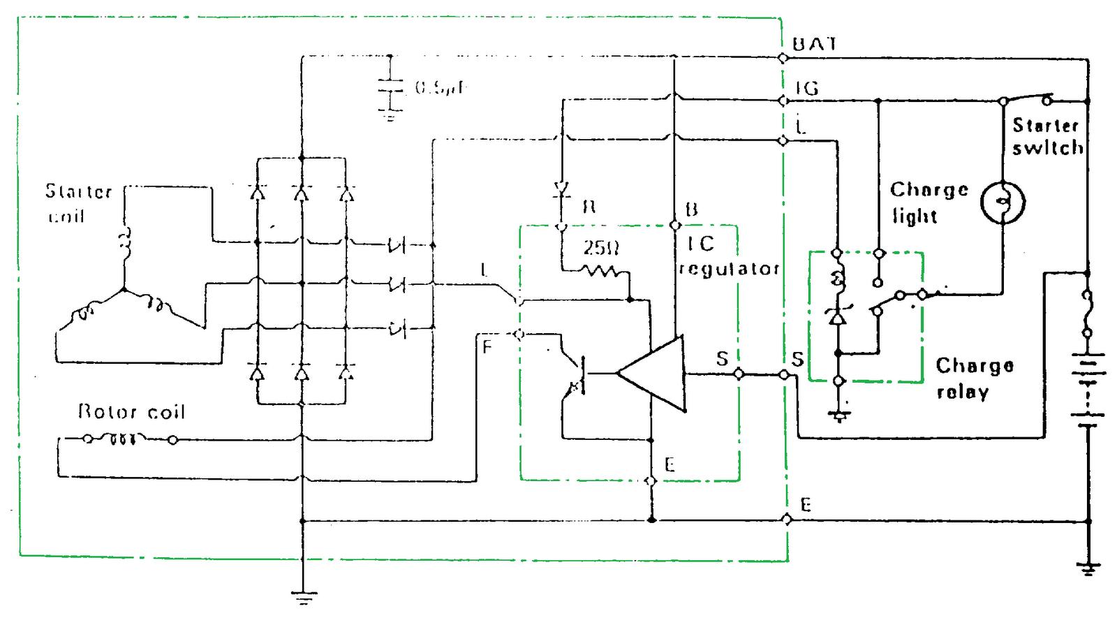 Wiring Diagram Toyota Kijang 5k