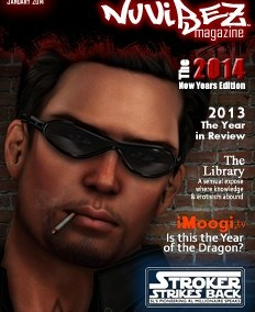 Nu Vibez Magazine, January 2014