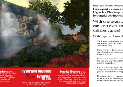 The Hypergrid Business Report Ad
