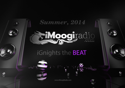 iMoogi Radio Coming Soon Ad