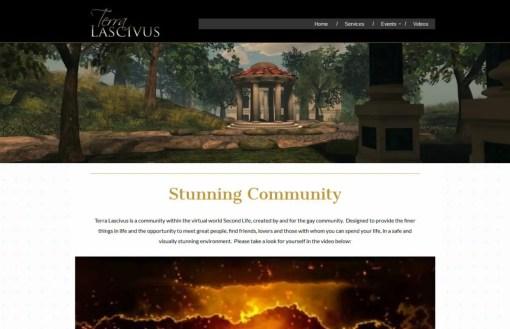 Terra Lascivus Website