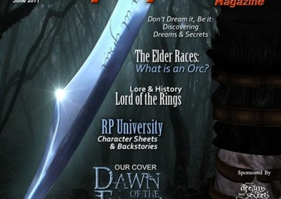 Roleplay Guide Magazine, June 2011