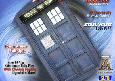 Roleplay Guide Magazine, September 2011