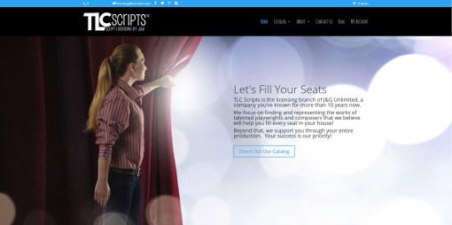 TLC Scripts Website