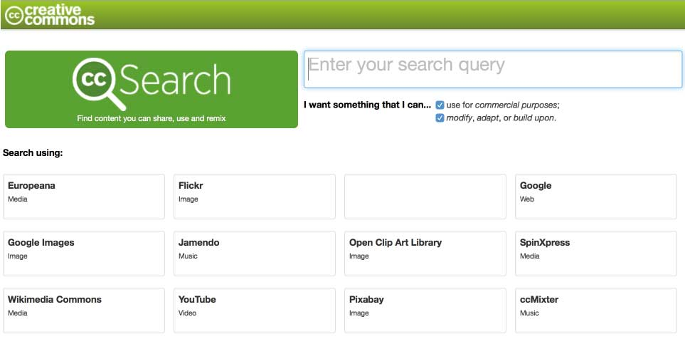 creative-commons-search