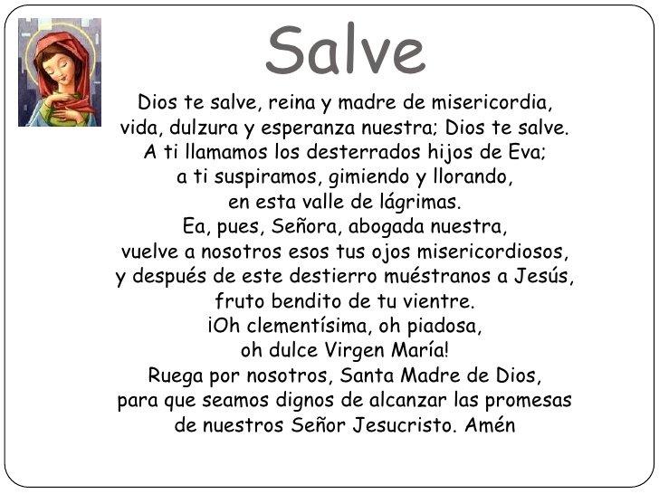 Oracion Catolico Credo