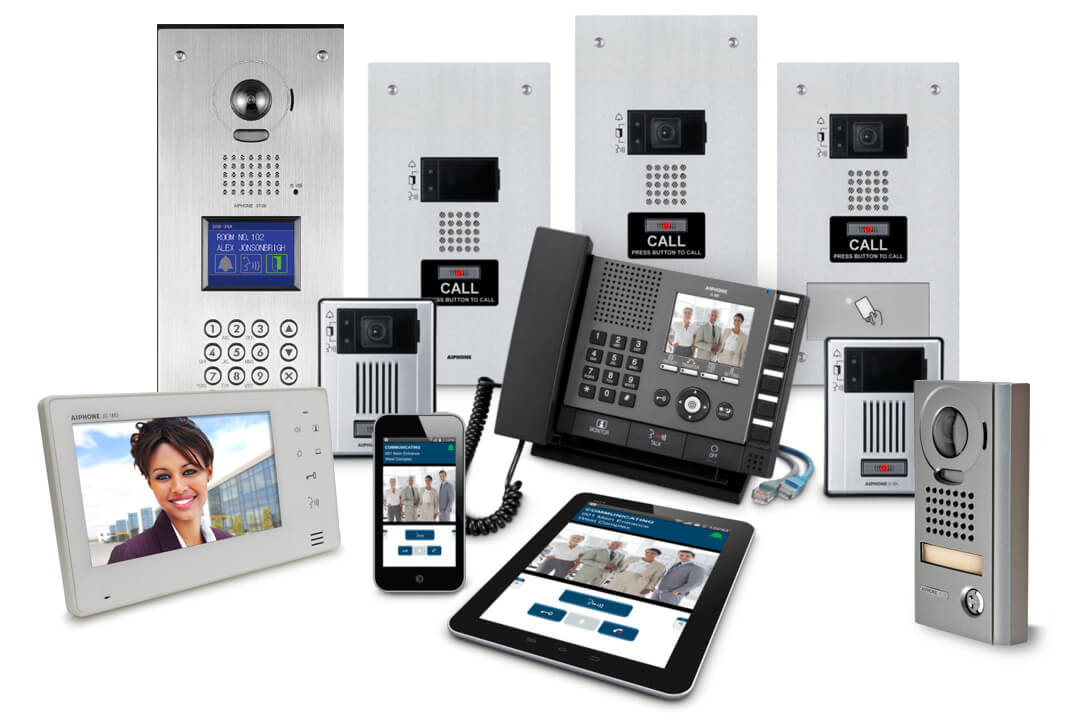 IP Audio-Video Intercom Systems (Montreal) Canada