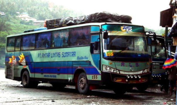 Sejarah Bus Antar Lintas Sumatera Als Legenda Dan Pelopor
