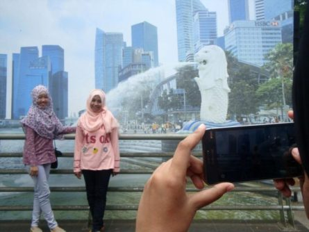 selfie sg