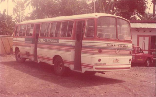 Mengenang PO Bus Yang Terkenal Di Masa Lalu, PO Continental