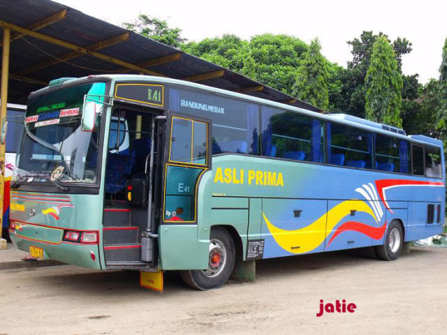 Rahayu Santosa jetliner