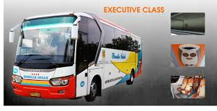Kelas Executive Seat 2-2 dengan legrest Rosin :roll: