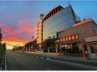 Hotel Ros-In, berlokasi di Ring Road Selatan Jogja, Tidak Jauh dari Terminal Giwangan (sebelah barat terminal)