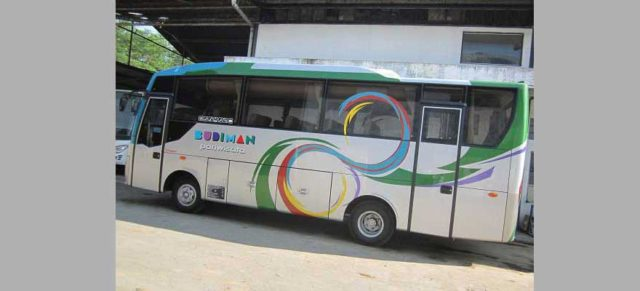 Trisakti Legend medium bus
