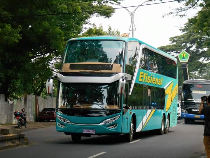 Mengenal Tipe Tipe Chassis Bus Yang Beredar Di Indonesia