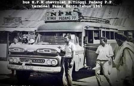 Profil PO. NPM, Salah Satu Perusahaan Bus Tertua Di Indonesia Asal Sumatra Barat
