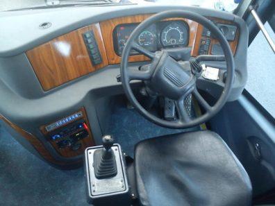 Ditenagai Oleh Scania K124