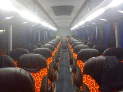 Interior Skybus Nusantara