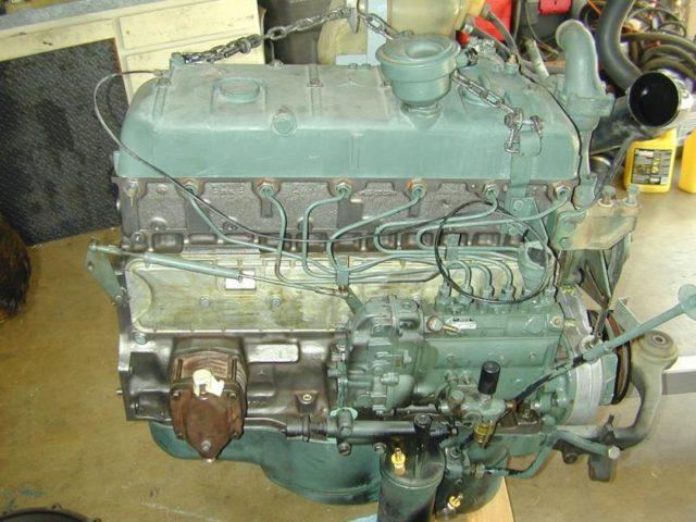 OF 1113 – mesin OM 352-2