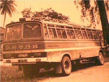 Bus - bus PO. PMTOH 5
