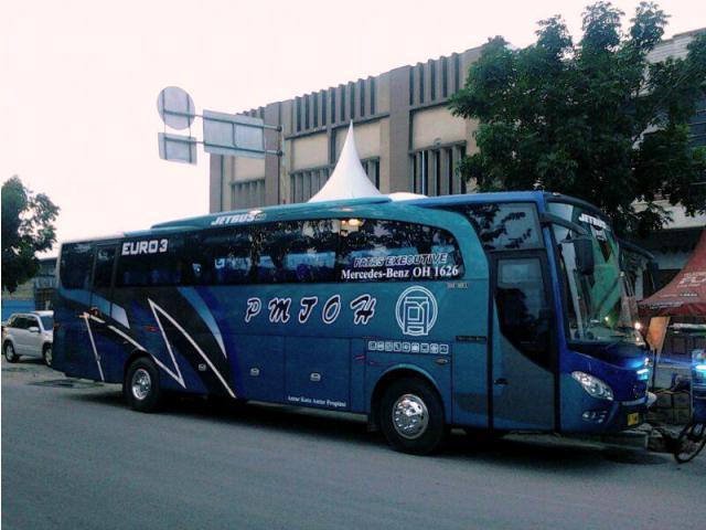 Bus – bus PO. PMTOH 6