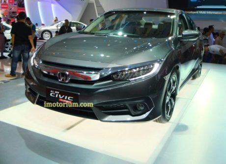 Foto IIMS 2016 - Imotorium Honda Civic Turbo (236)