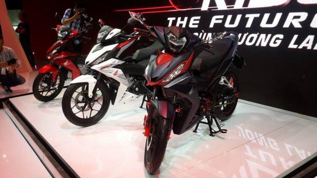 Honda Supra X 150 – Winner 150 1
