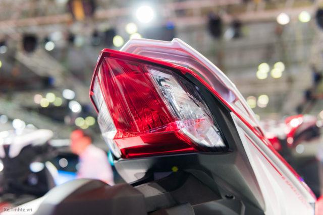Honda Supra X 150 – Winner 150 17 rear lamp