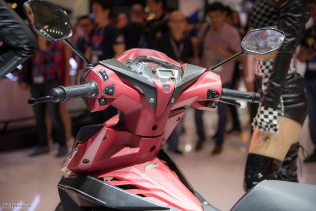 Honda Supra X 150 – Winner 150 4 speedometer