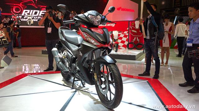 Honda Supra X 150 – Winner 150 5 tampilan depan