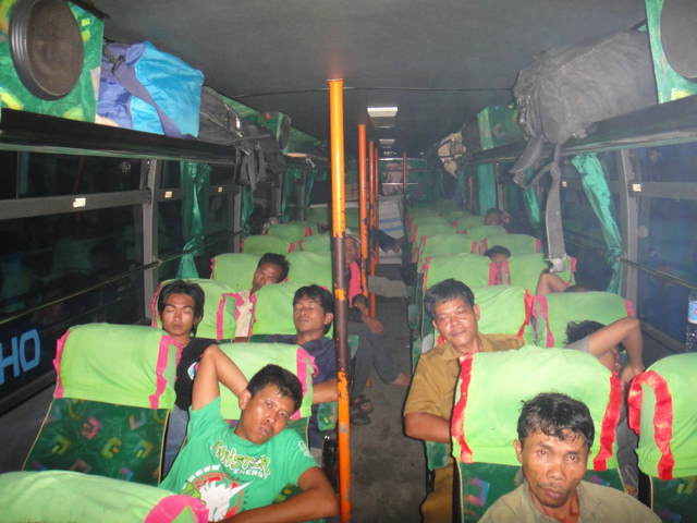 interior bus PO. PMTOH ekonomi