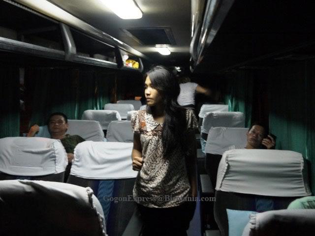Bali Motor Wisata – BMW Interior 10